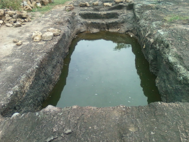 one_of_the_16_rockcut_cisterns_at_pavurallakonda_bheemili