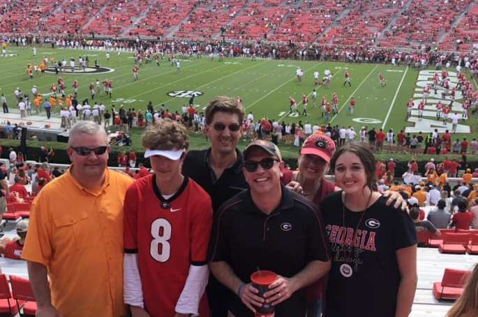 Bear Valley at Sanford Stadium