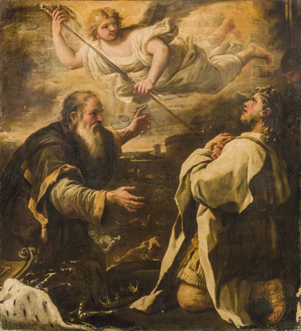 luca-giordano-king-david-reproached-by-the-prophet-gad