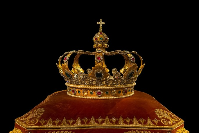 Bavaria Kings Power Germany Europe Jewelry Crown