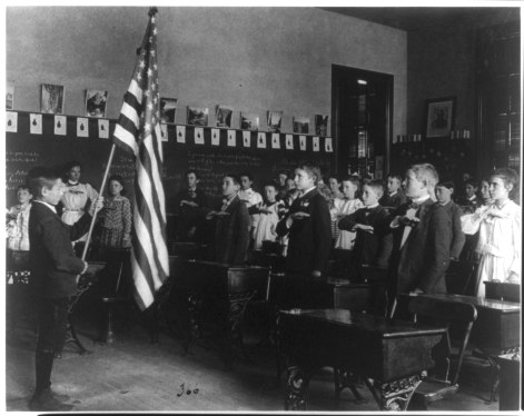 pledge_of_allegiance_to_the_flag2c_8th_division_lccn2001703605