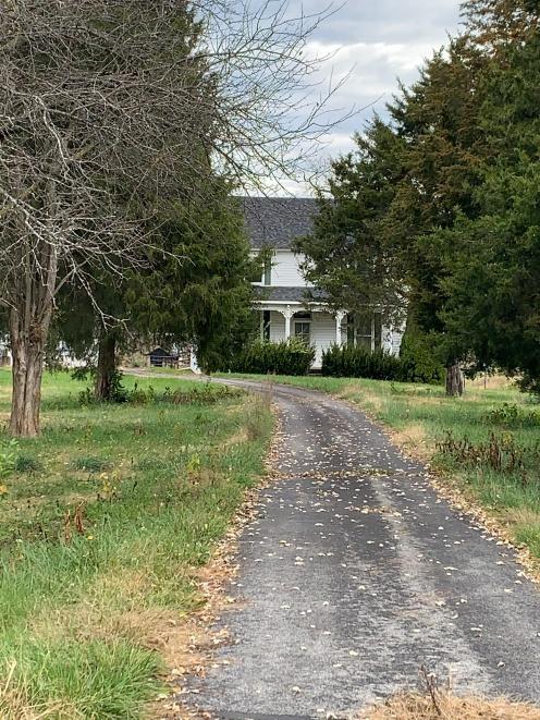 Barton W. Stone's house (Georgetown, KY)